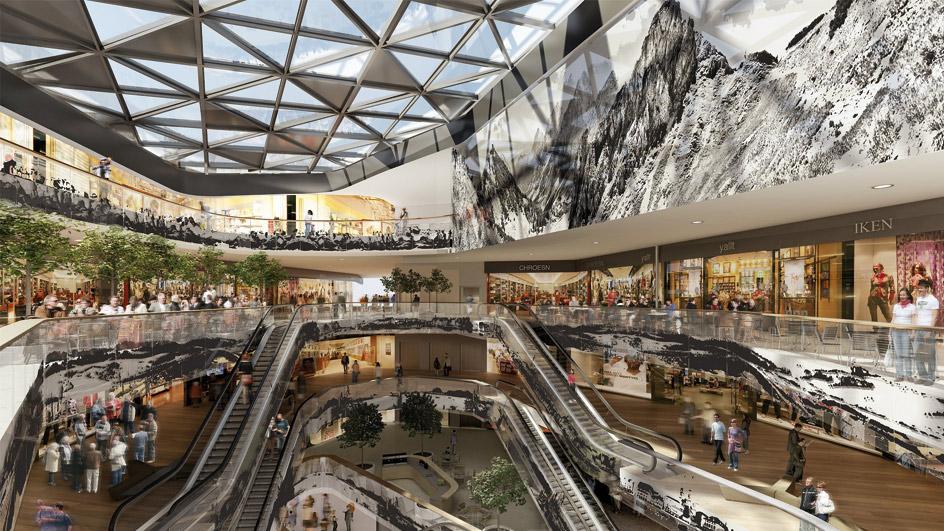 Design Of Shopping Mall Pdf